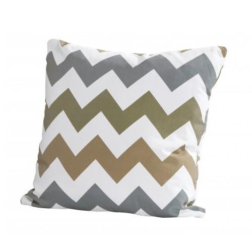 4 Seasons Pillow W/ Zipper 50x50 Zen Taupe