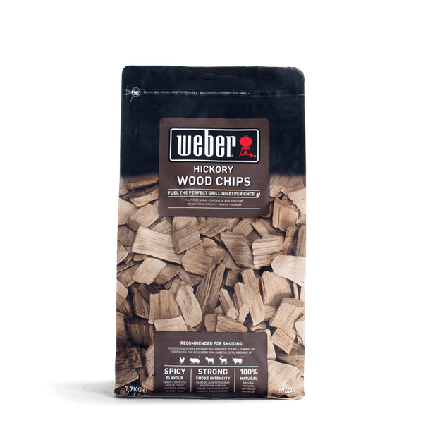 Weber Wood Chips for Smoking - Hickory