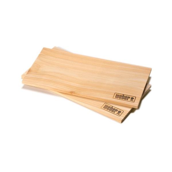 Weber Cedar Grilling Wood Plank