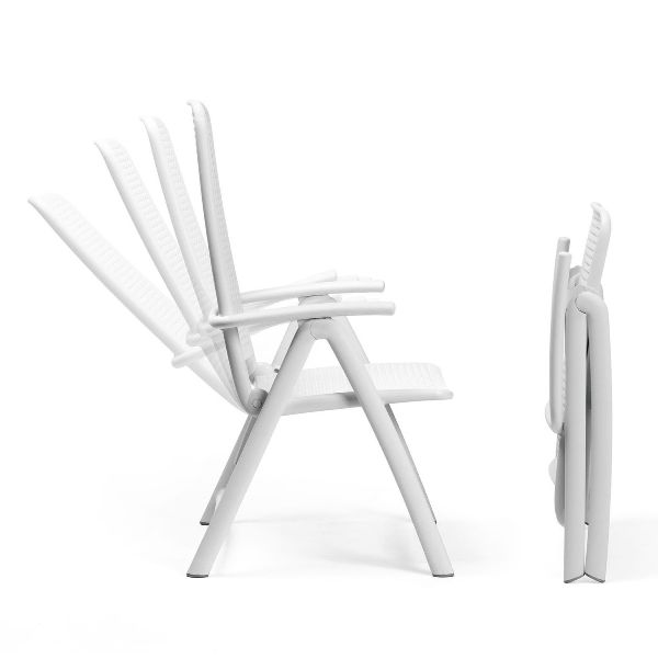 Jofix Darsena Relaxer Chair - White