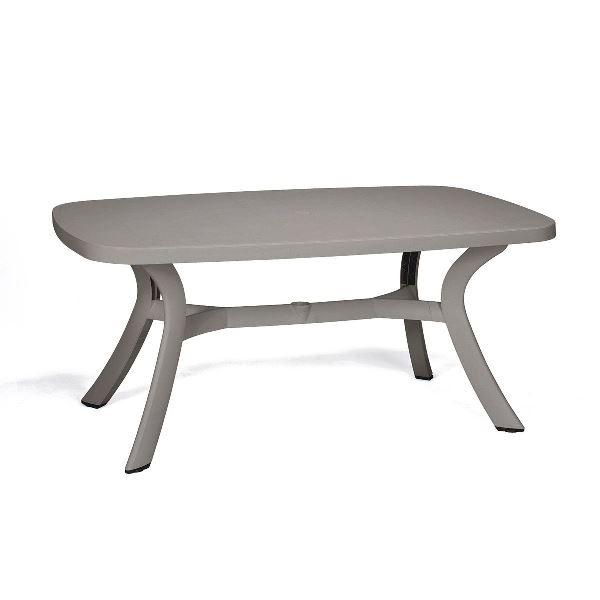 Jofix Toscana 145 Oval Table Tortora