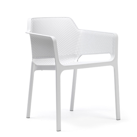 Jofix Net Chair - White