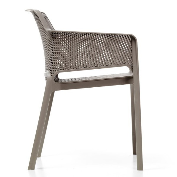 Jofix Net Chair - Tortora