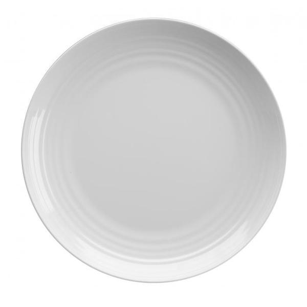 Flamefield Dinner Plate - Seramika Latte