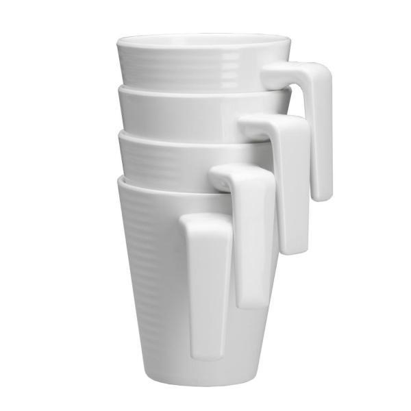Flamefield Mug - Seramika Latte