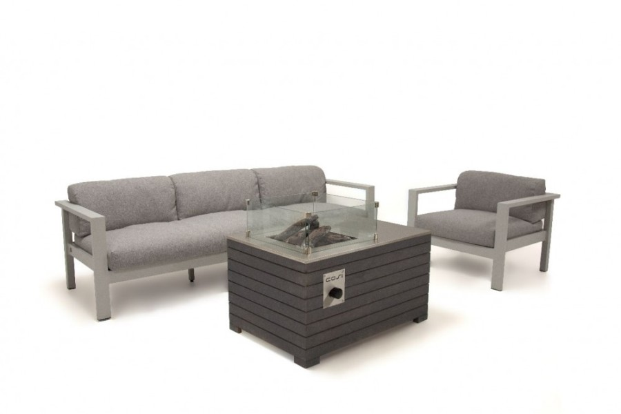Gimeg CosiCube Top 99x60x58 - Grey