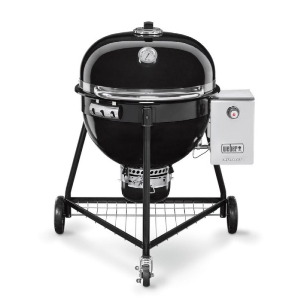 Weber Charcoal BBQ Summit 60cm GBS - Black