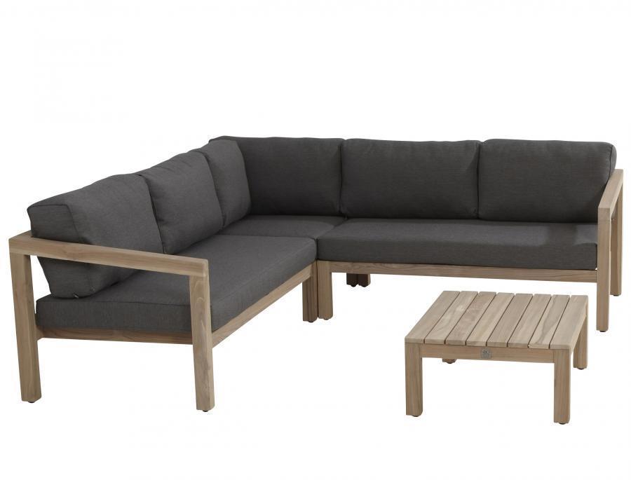 4 Seasons Evora 2,5 Seater Sofa - Teka