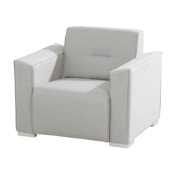 4 Seasons Tavira Living Chair - Smoke Grey