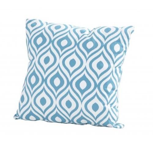 4 Seasons Pillow C/ Fecho 50x50 Pinamar Aqua