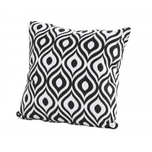 4 Seasons Pillow C/ Fecho 50x50 Pinamar Black