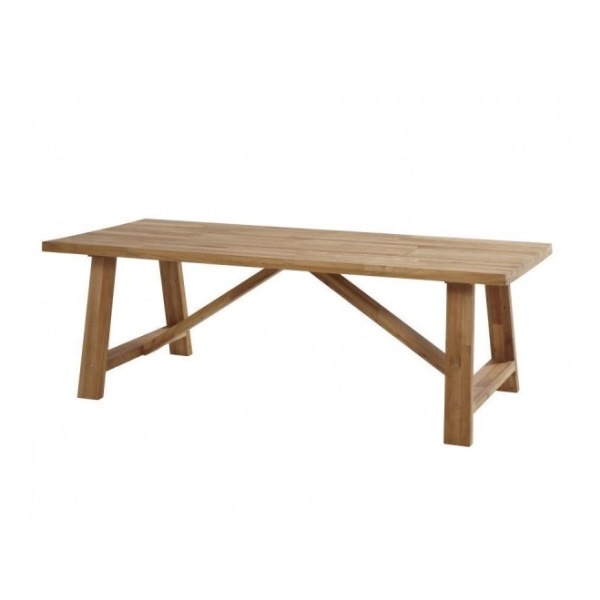 4 Seasons Icon Table 240x102cm Teak