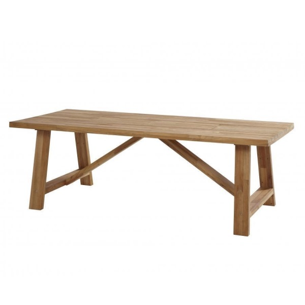 4 Seasons Icon Table 300x102cm Teak