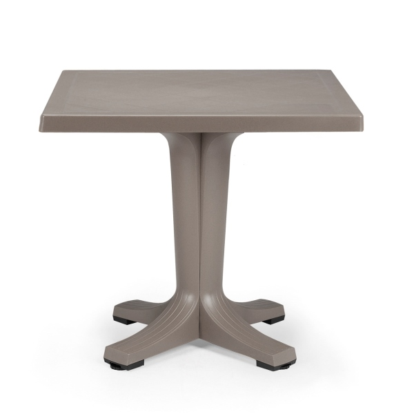 Jofix Giove Table 80x80 Tortora
