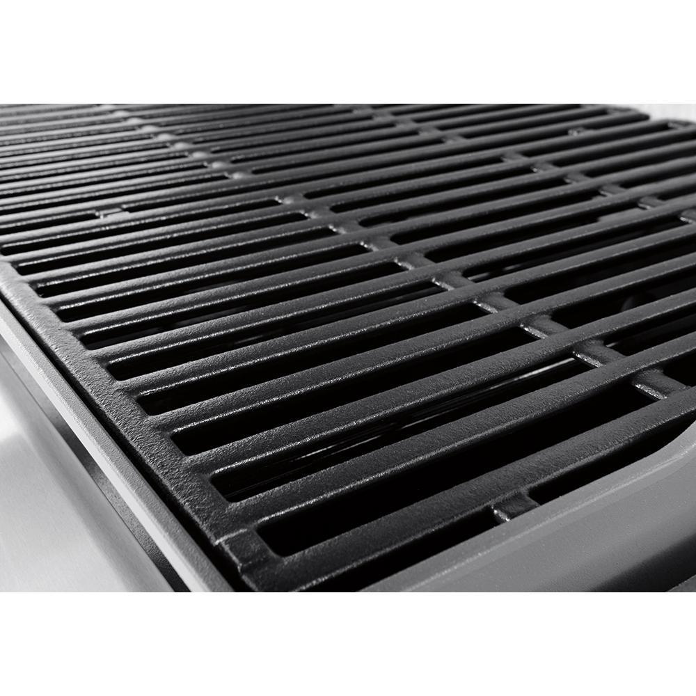 Weber Gas BBQ Genesis II LX E-640 GBS - Black