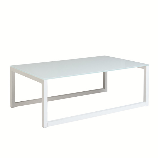 C4D Shape Coffee Table 100x60cm