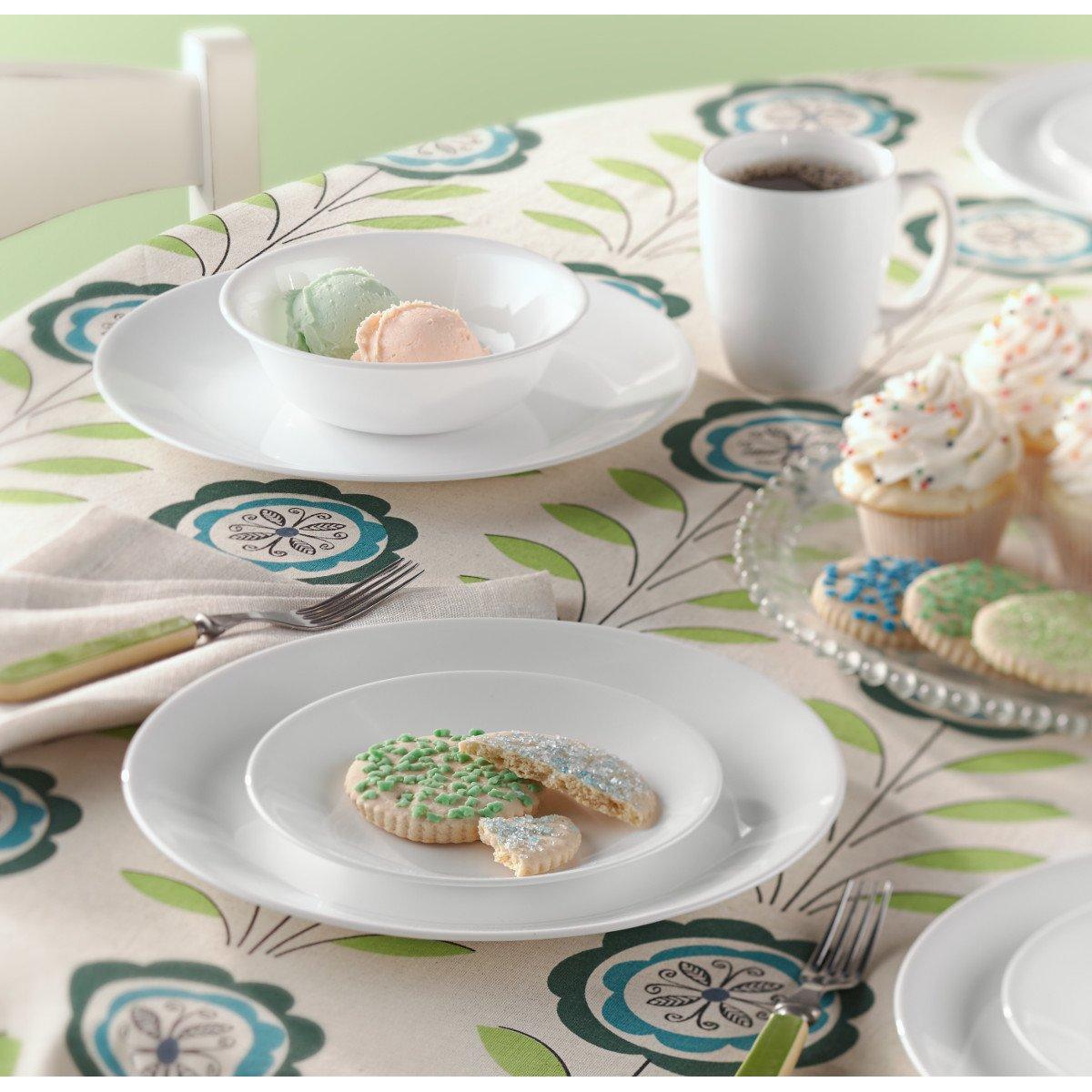 Corelle Dinner Plate - Winter Frost White
