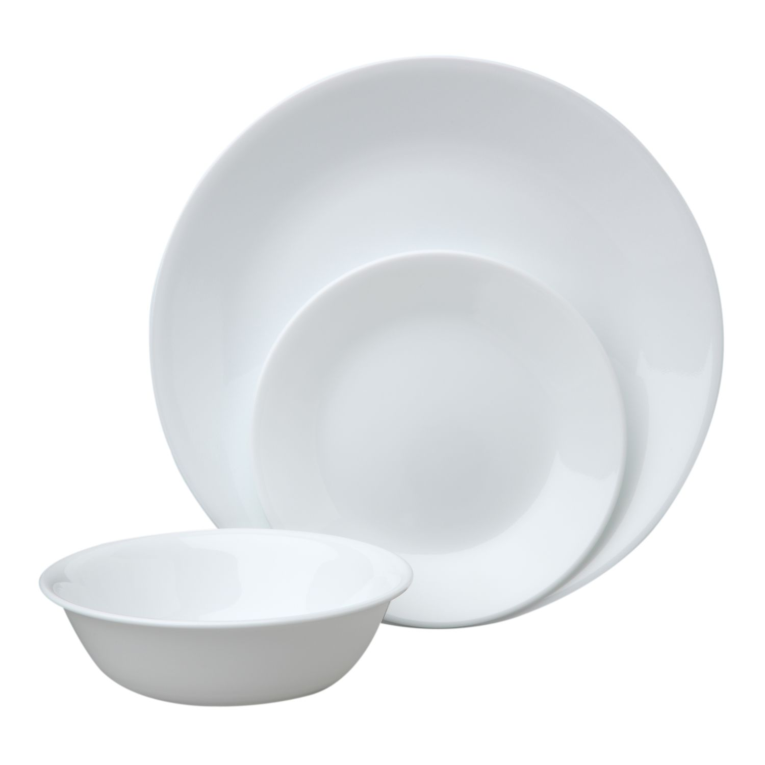 Corelle Soup/Cereal Bowl - Winter Frost White