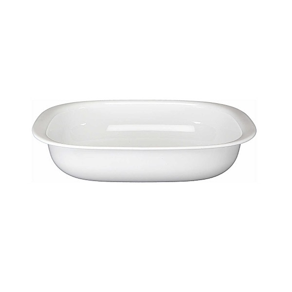 Corelle Rectangle Dish 1.89L White - Bake, Serve & Store