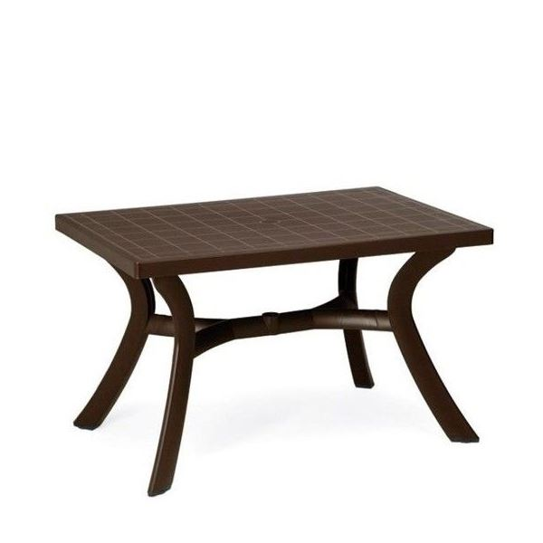 Jofix Toscana Table 120x80 Cafe