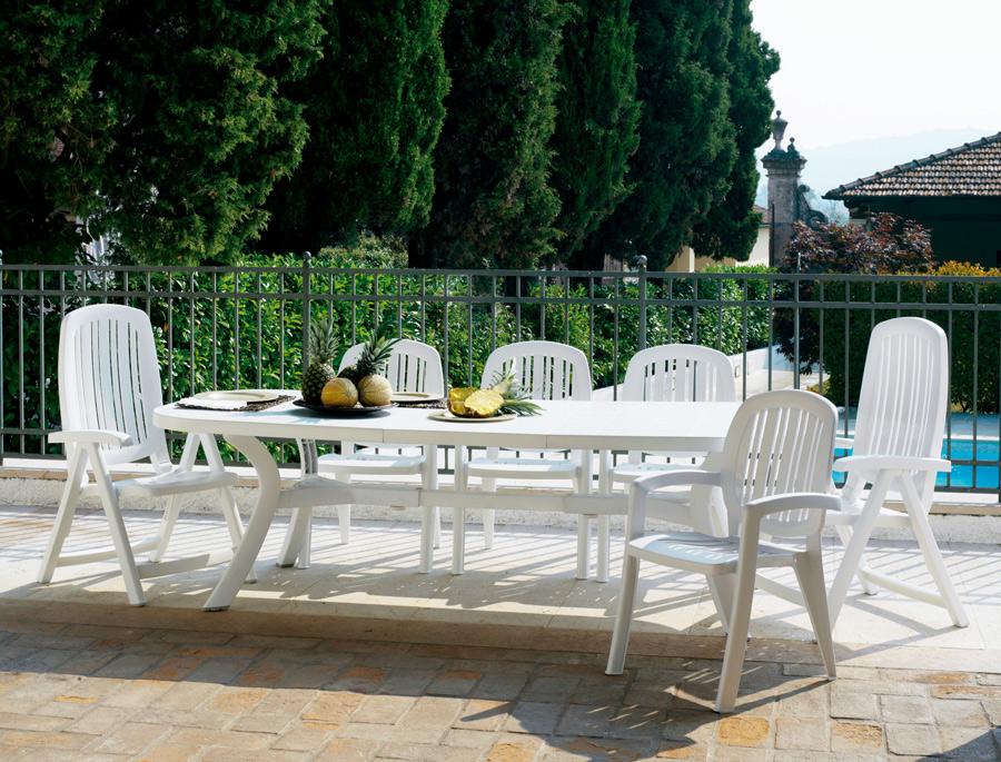 Jofix Toscana Table 250 Antracite
