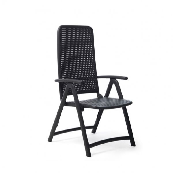 Jofix Darsena Relaxer Chair - Antracite