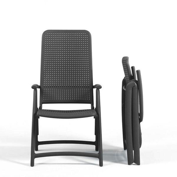 Jofix Darsena Cadeira Relaxer - Antracite