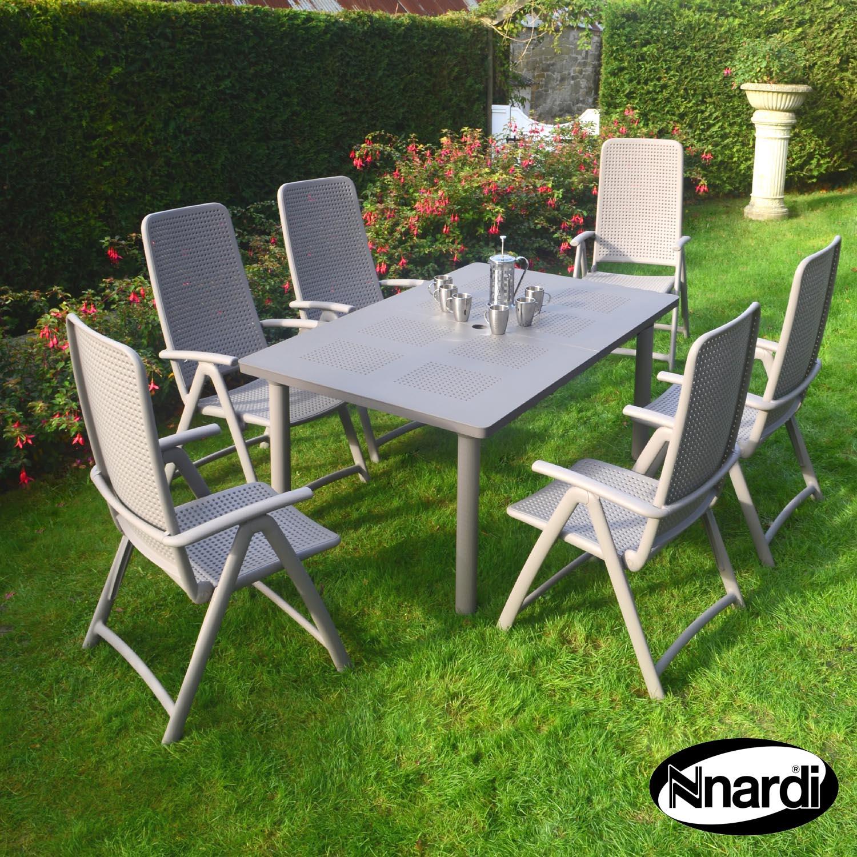 Jofix Darsena Relaxer Chair - Antracite