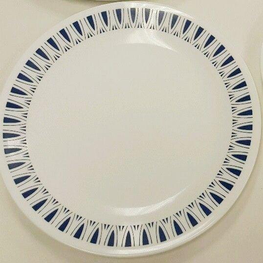 Corelle Luncheon Plate - Mavi