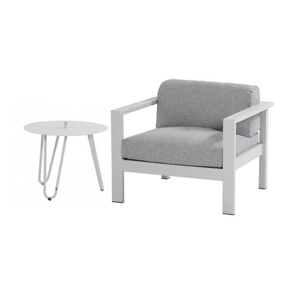 4 Seasons Galaxy Sofa Set - Seashell