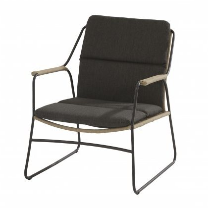 4 SO Scandic Living Chair w/  2 cushion - Rope