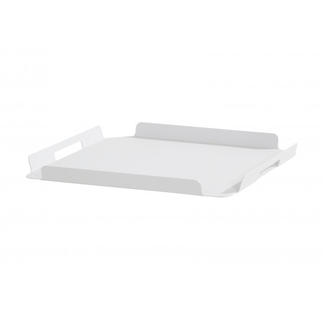 4 Seasons Maya Serving Tray 34x65 - White