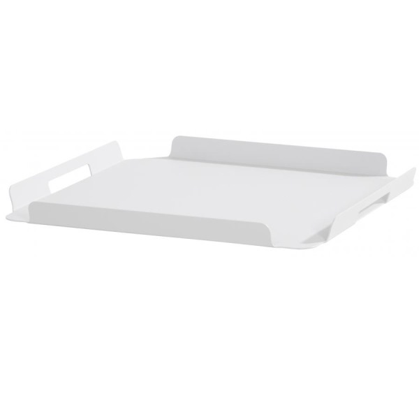 4 Seasons Maya Serving Tray 65x65 - White