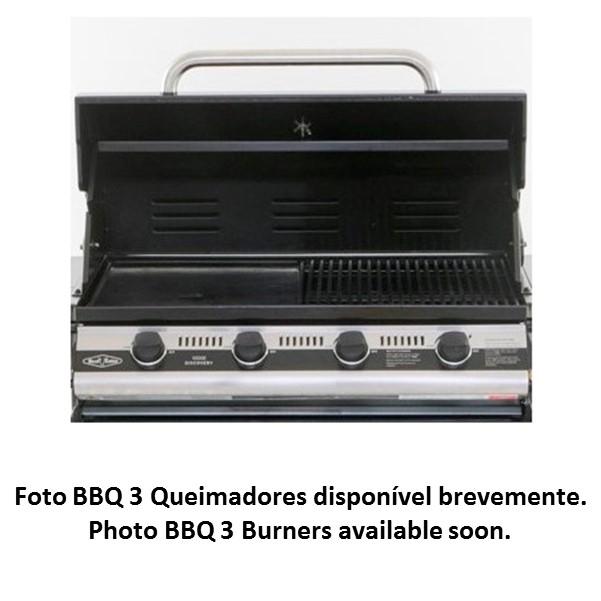 Beefeater 1000E BBQ 3B
