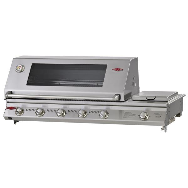 Beefeater SL4000S 5B BBQ & Hood (Stainess Steel)