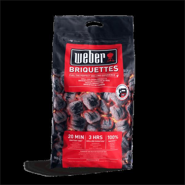 Weber Charcoal Bag 8Kg