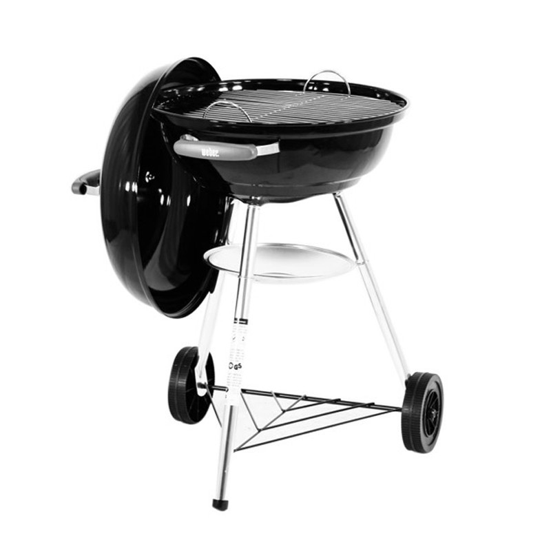 Weber Charcoal BBQ Compact Kettle 57cm - Black