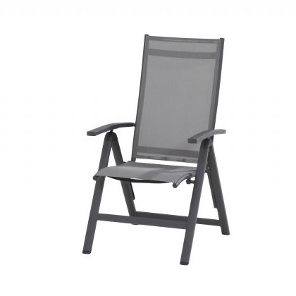Taste Verona Recliner Chair - Matt Carbon
