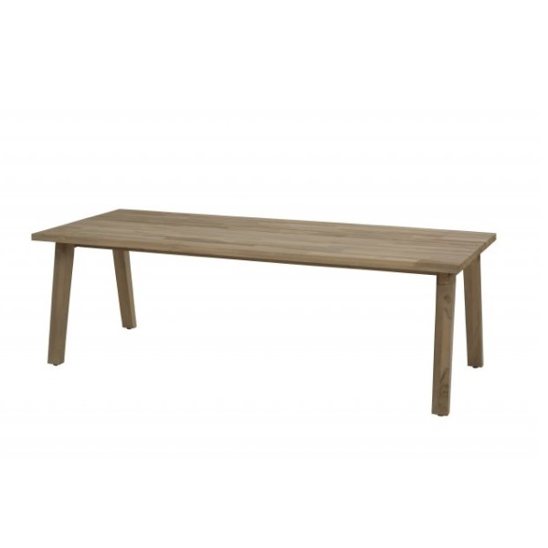 Taste Derby Table 240x100 - Teak