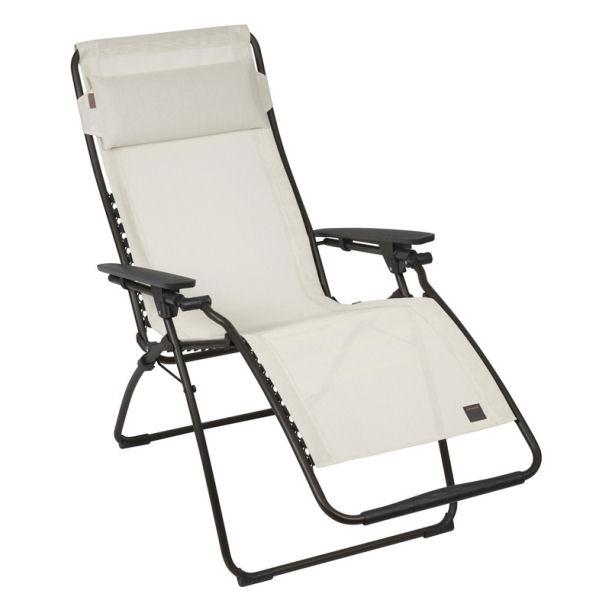 Lafuma Futura Cadeira de Fechar c/ Braços - Ecume