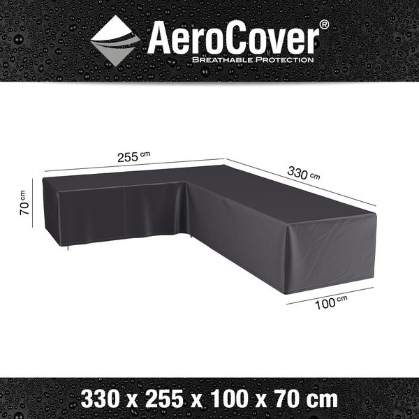 Platinum Cobertura em L 330x255x100x70 Esq.