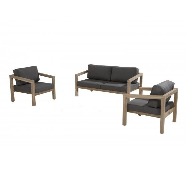 4 Seasons Evora Sofa Set - Teka
