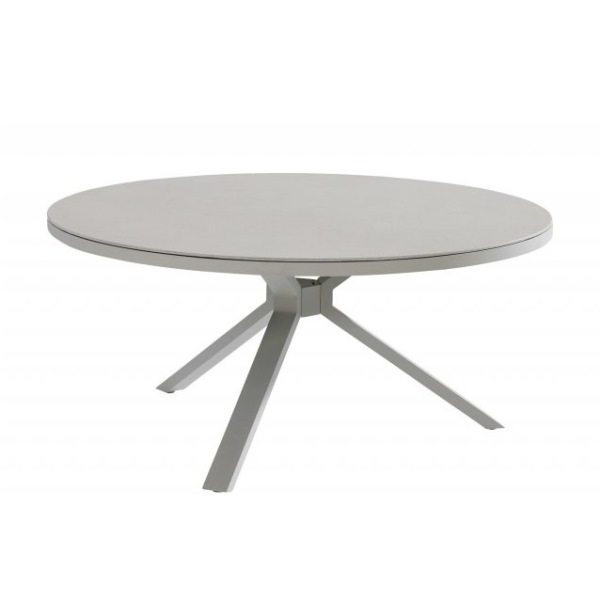 Taste Granada Table Ø160cm w/Spraystone - Sl. Grey