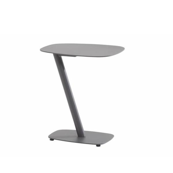 Taste Panino side table 35x45cm - Sl. Grey