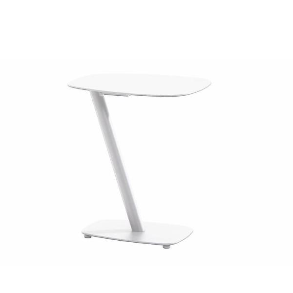 Taste Panino side table 35x45cm - White