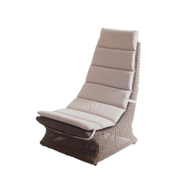 AL.Rose San Marino Lazy Chair w/cushion