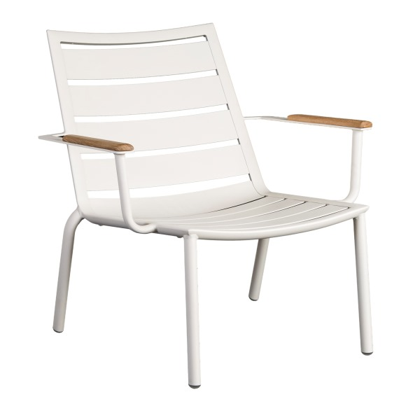 AL.Rose Fresco Living Chair - Shell