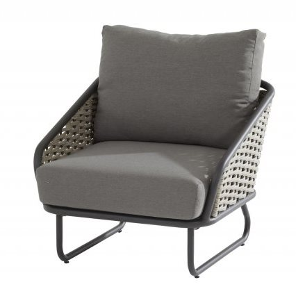 Taste Bo Living Chair - Banana/Grey