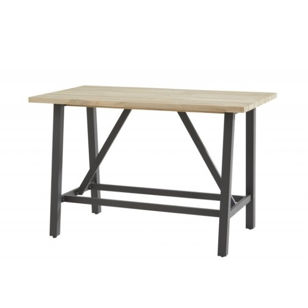 Taste Derby Bar Table w/ Aluminium Legs
