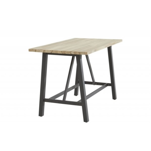 Taste Derby Bar Table w/ Aluminium Legs